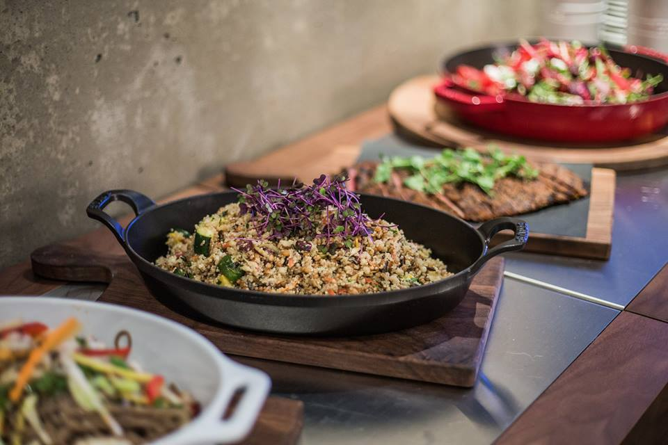 ALT Hotel, Banquet - Epicuria Catering