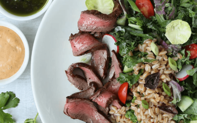 Protein Salads – The New Power Lunch